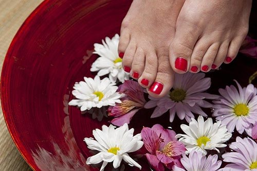 remediu picioare umflate