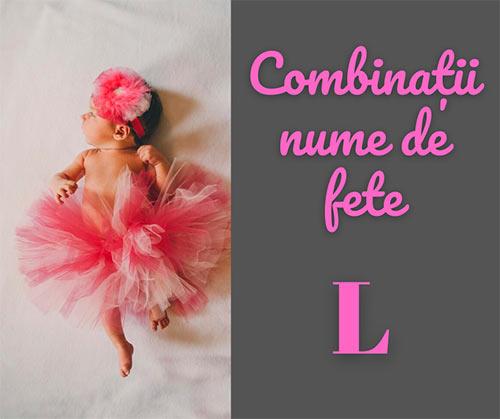 combinatie de nume pentru copii