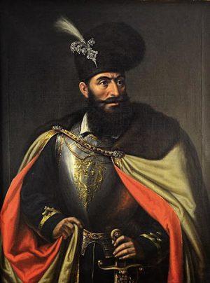 portretul lui mihai viteazul