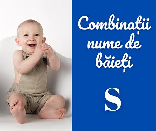 baby boy names comnination