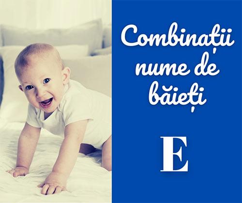baby boys names combination