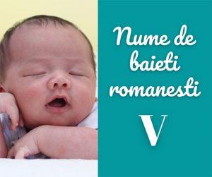 prenume de copii romanesti