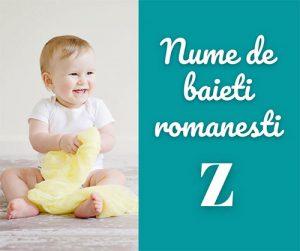 nume de bebelusi